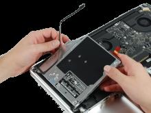 Sửa Macbook Pro không đọc DVD