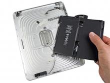 Thay Pin iPad 1, Sửa iPad 1 Tự Tắt Nguồn, Sửa iPad 1 Hư Pin