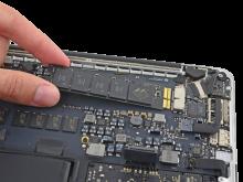SSD 512Gb Macbook Retina 13 2014, Sua Macbook Retina HCM