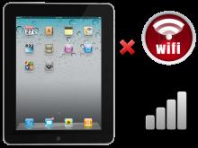 Sửa iPad 1 Hư Wifi, Sửa iPad 1 Không Nhận Wifi, Sửa iPad 1 Không Kết Nối Được Wi