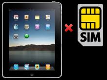 Sửa iPad 4 Không Nhận SIM, Thay Khay SIM iPad 4