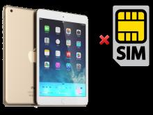 Sửa iPad Mini 2 Không Nhận SIM, Thay Khay SIM iPad Mini 2