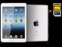 Sửa iPad Mini Không Nhận SIM, Thay Khay SIM iPad Mini