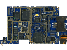 Mainboard iPhone 3GS