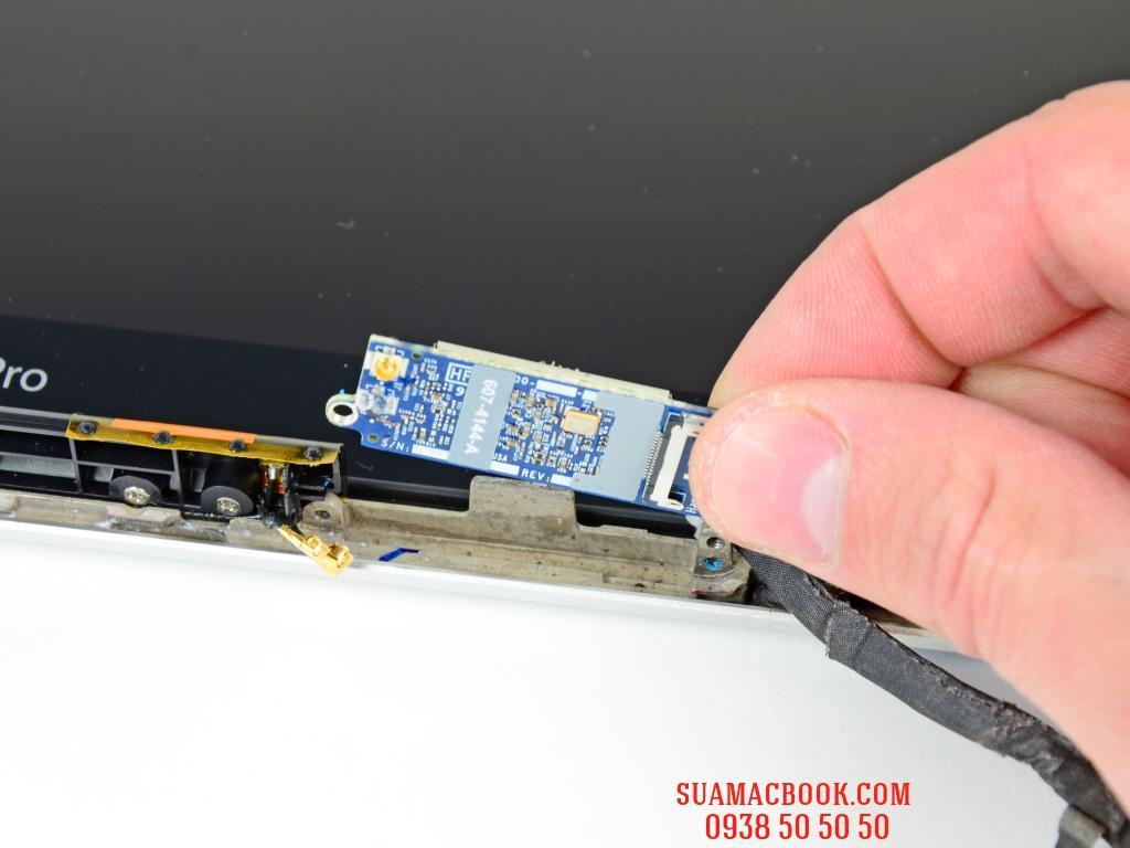 Sửa Macbook Pro Không Nhận Card Wifi, Thay Card Wifi Macbook Pro, Sửa Macbook Pr