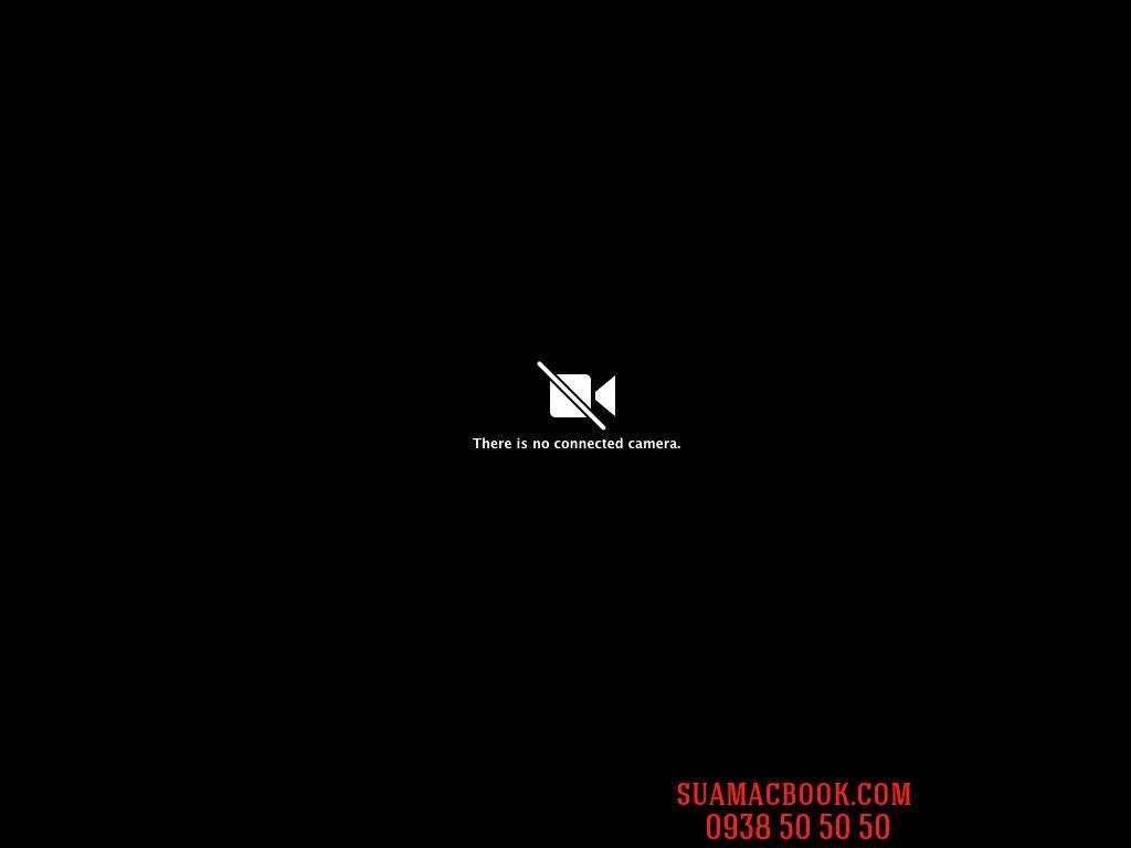 Sửa Macbook Pro Không Nhận Camera, Sửa Macbook Pro Hư Camera, Retina Hư Camera