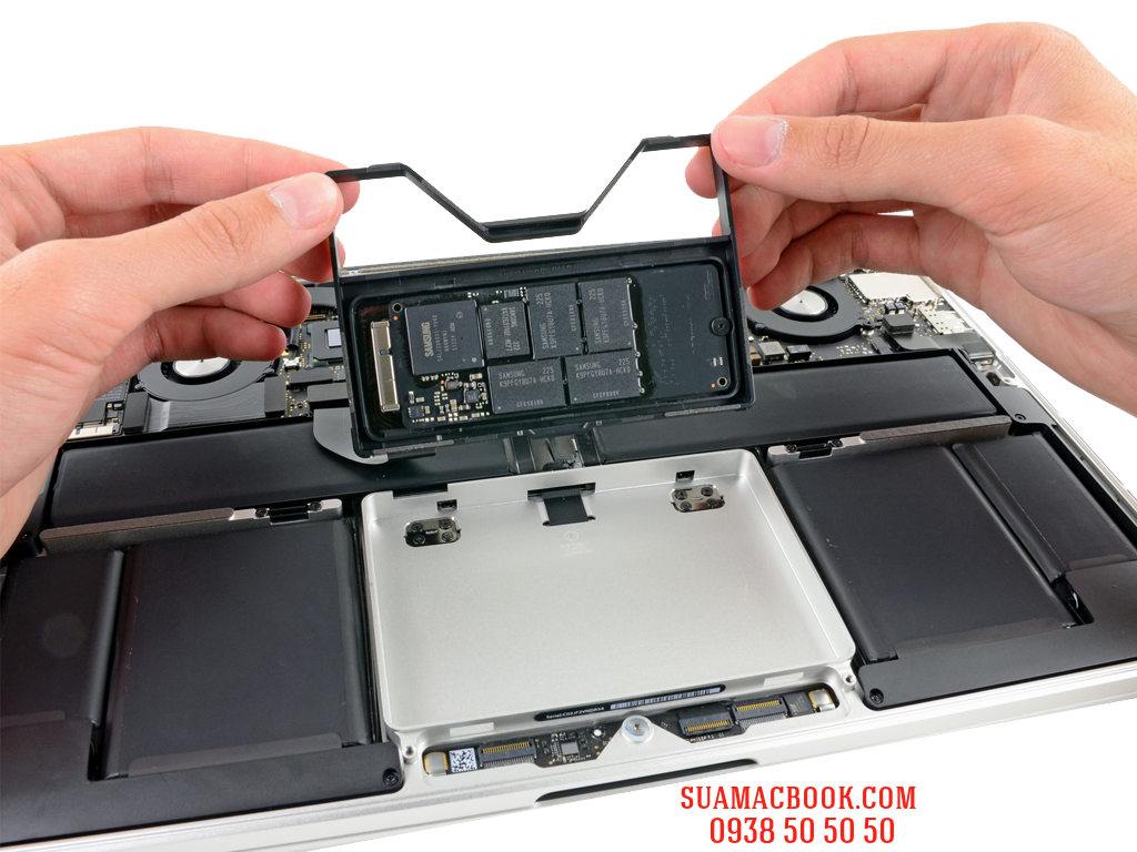 Nâng Cấp SSD Macbook Retina, Upgrade SSD Macbook Retina