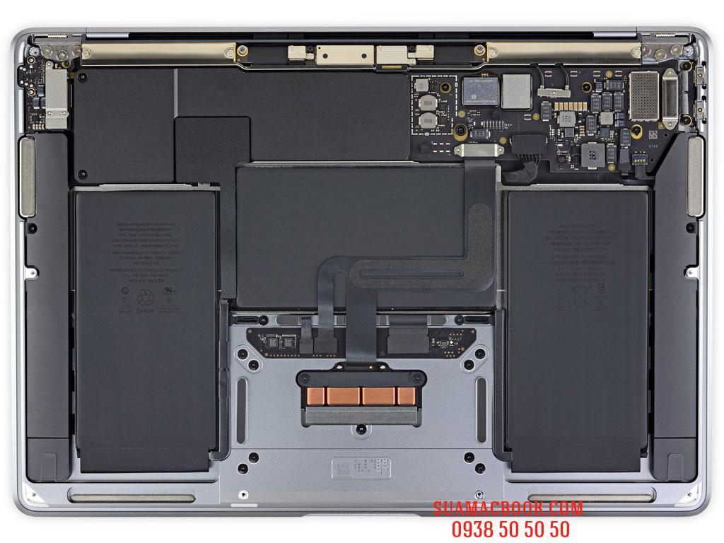 Pin Macbook Air M1 A2389, A2337 2020, Thay Pin Macbook Air M1 2020, Pin Macbook Air M1