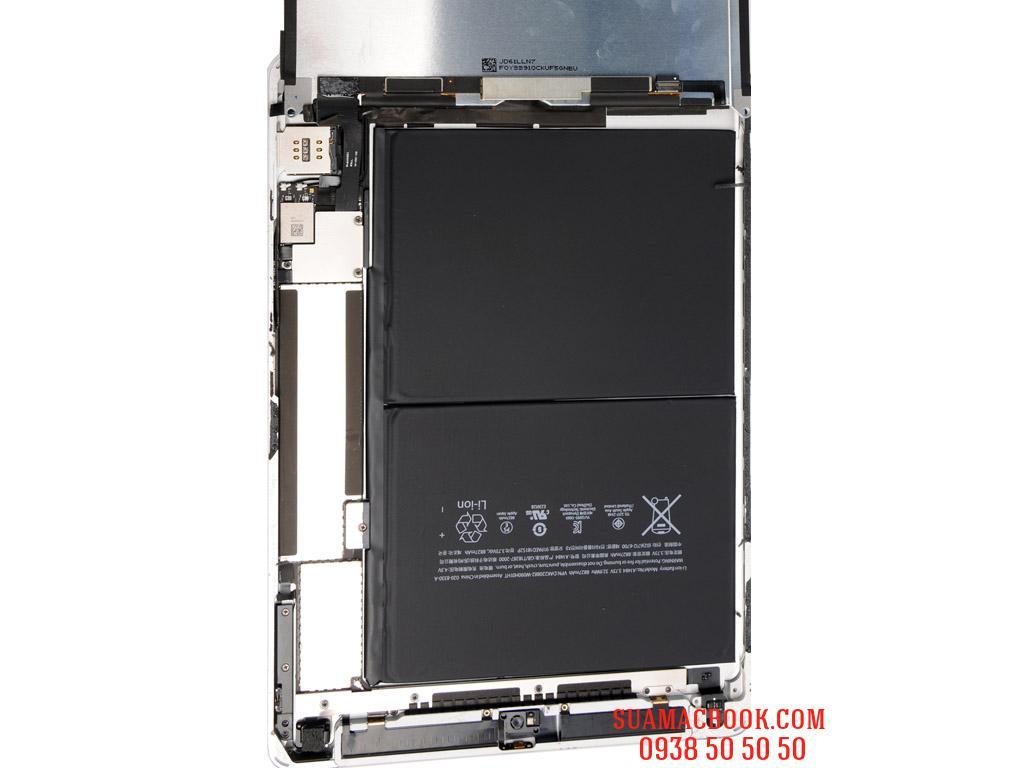 Thay Pin iPad Air, Sửa iPad Air Tự Tắt Nguồn, Sửa iPad Air Hư Pin