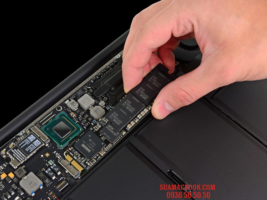 SSD 128Gb Macbook Air 13 inch 2011, SSD Macbook Air 13, Sửa Macbook Air HCM