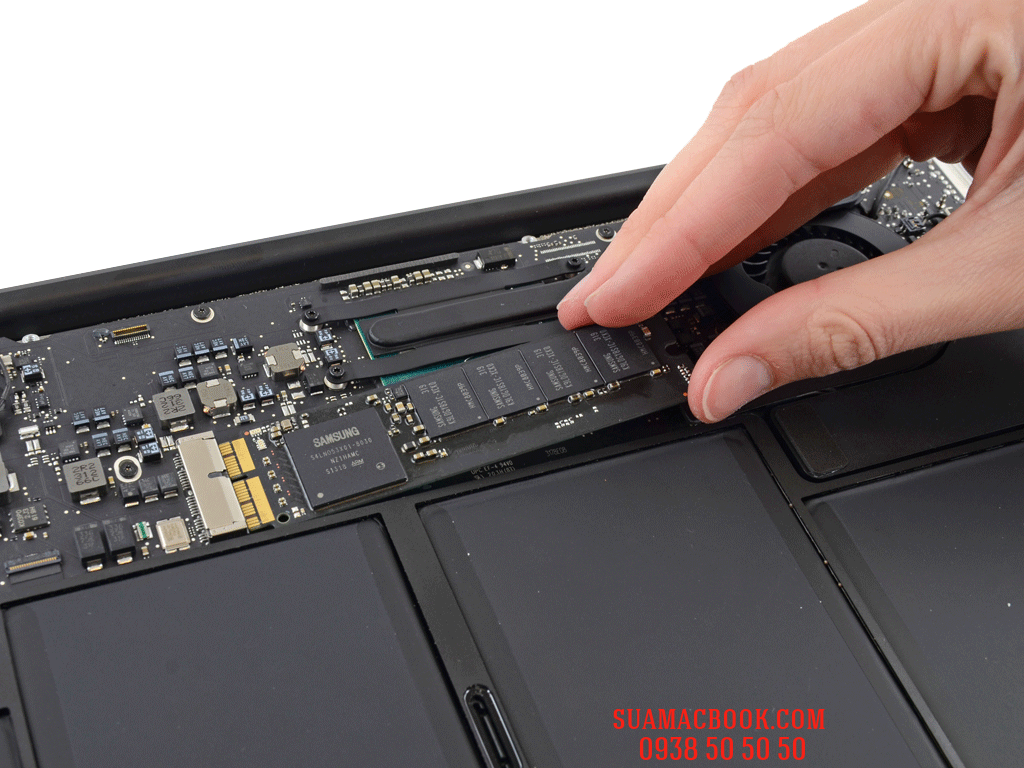 SSD 128Gb Macbook Air 13 2014, SSD Macbook Air 13, Sửa Macbook Air HCM