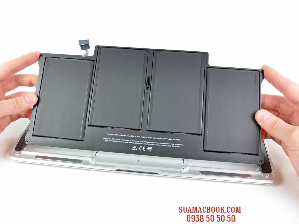 Pin Macbook Air, Thay Pin Macbook Air, Sửa Macbook Air, Sửa Macbook HCM