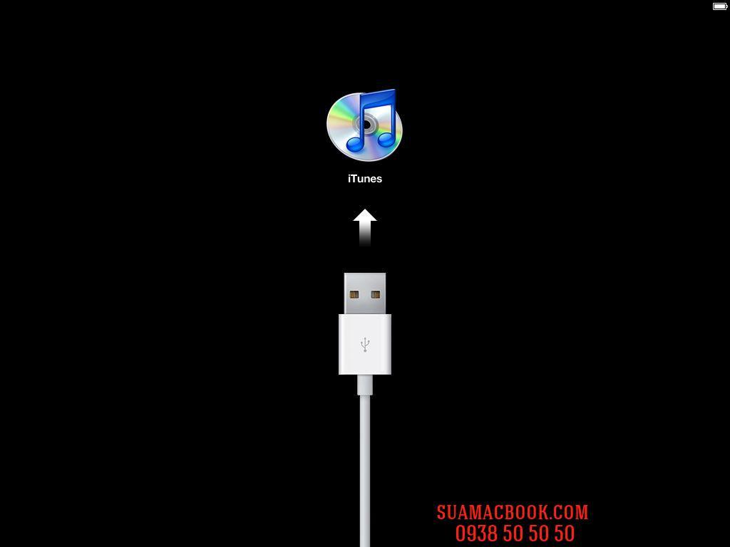 Sửa iPad Treo Cáp