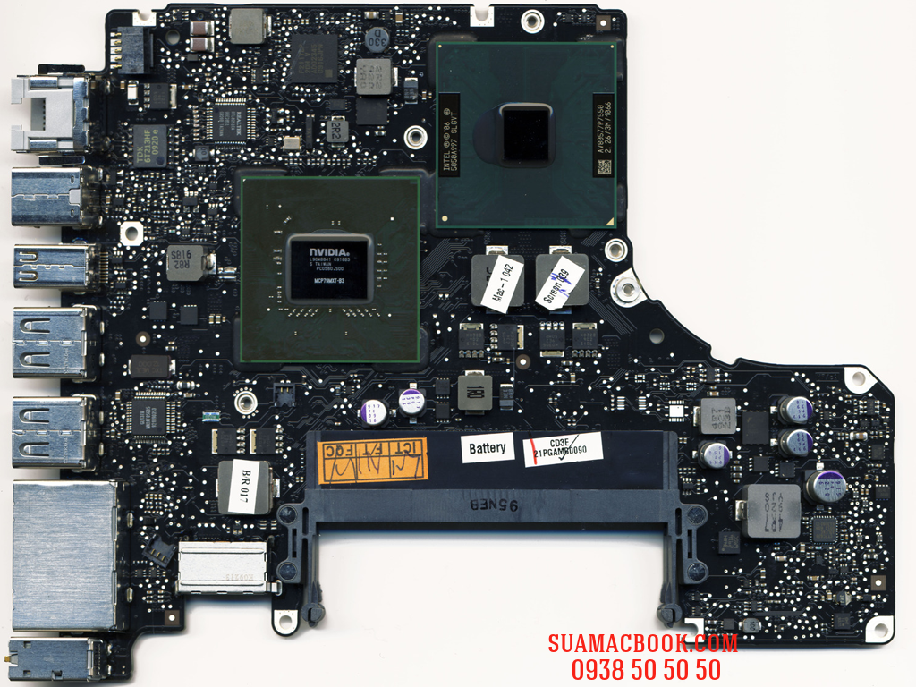 Mainboard Macbook Pro 2012