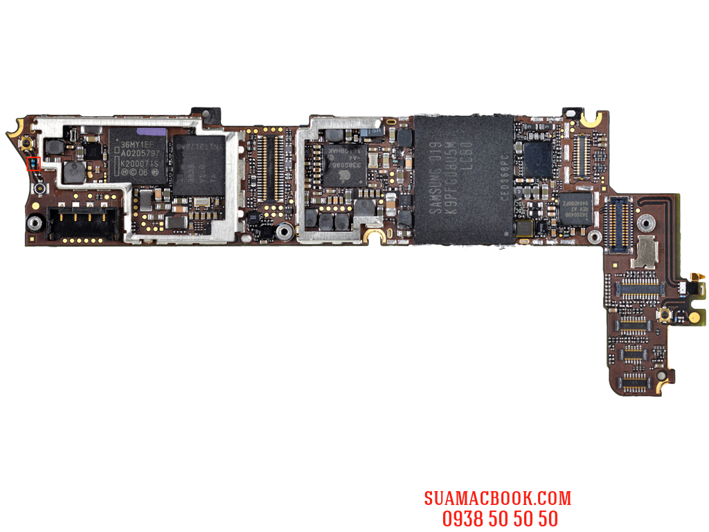 Mainboard iPhone 4