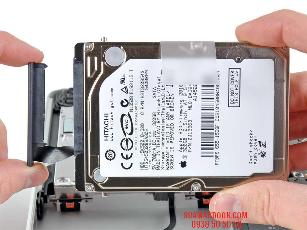 Nâng Cấp HDD Macbook Pro, Thay HDD Macbook Pro, Upgrade HDD Macbook Pro
