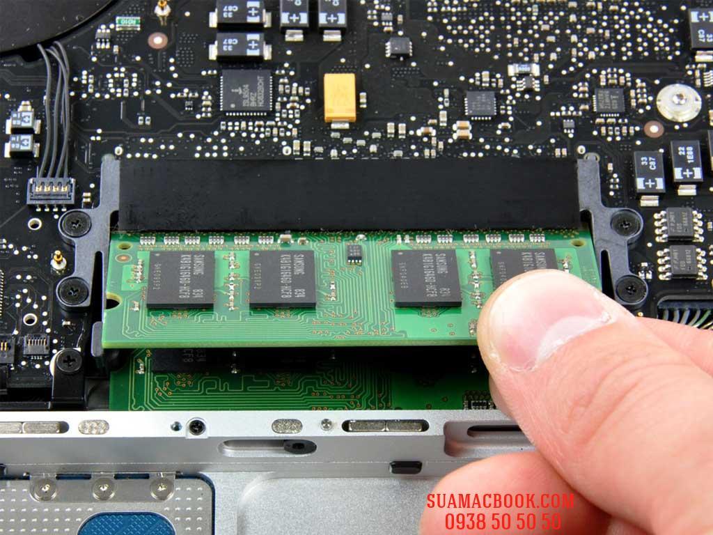 ram macbook, nang cap ram macbook, nâng cấp ram macbook pro, nang ram 8gb macbook