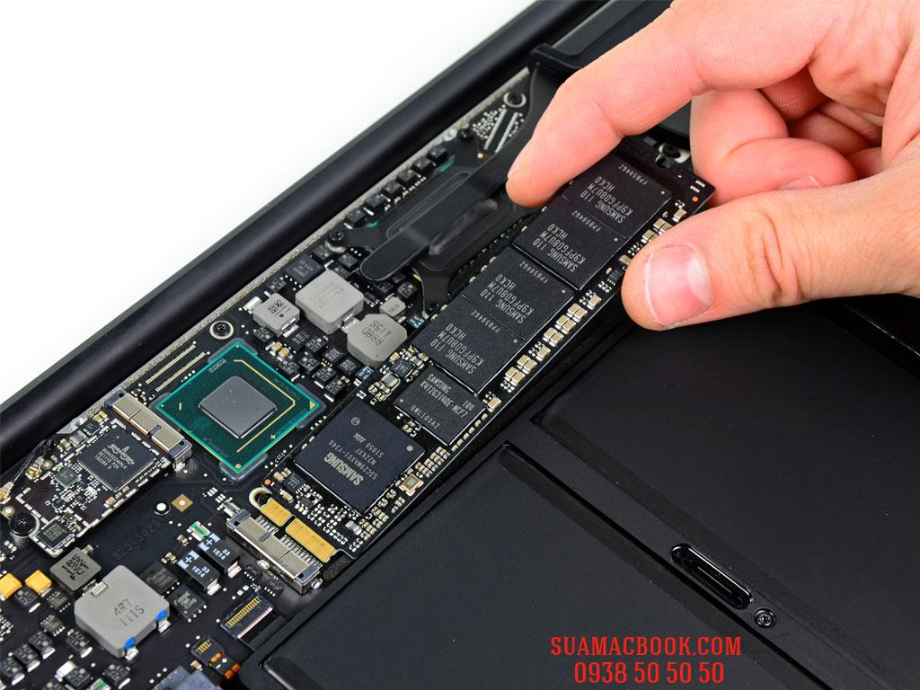 Thay Mainboard Macbook Air, Bán Main Board Macbook Air